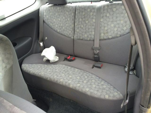 Toyota Echo 00